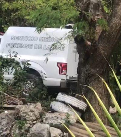 SEGUIMIENTO | De los tres ejecutados el sábado en Cancún, uno fue sometido a extrema tortura y tenía un mensaje clavado en el pecho