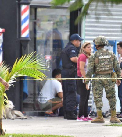 SEGUIMIENTO | DOS MENORES, HERIDOS EN ATAQUE A UNA BARBERÍA: Revelan que un niño y un adolescente estaban como clientes cuando local fue tiroteado ayer en Cancún