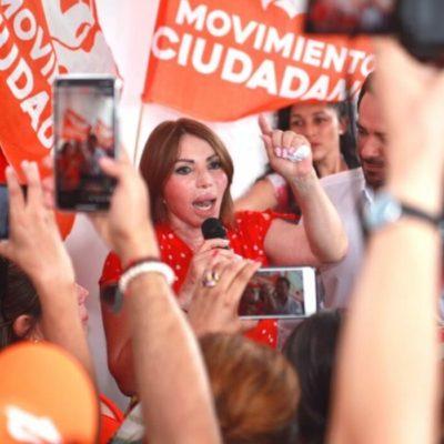 LE MUEVEN EL PISO A CANDIDATA DE MOVIMIENTO CIUDADANO: Resolución del TEPJF sobre reelección de diputados le pega a Gaby Pallares y deberá ser cambiada