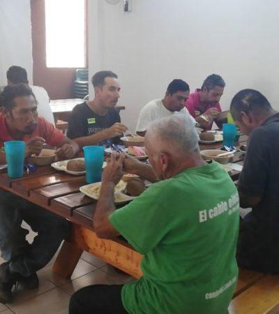 Nace la fundación 'Nuevo Corazón Villa de la Paz' que ayuda a migrantes y personas en situación de calle en Cancún