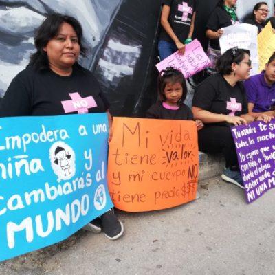 """""""El 8 de marzo sirve para visibilizar la desigualdad y para seguir trabajando en conservar los derechos"""", asegura Paola Feregrino, directora del CIAM"""