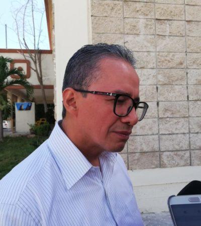 Oscar Montes de Oca Rosales, fiscal de QR pide más 400 mdp para mejorar atención de la Fiscalía