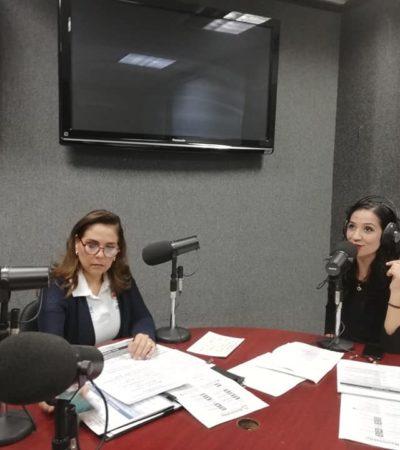 DE LOCUTORA A ALCALDESA Y AHORA OTRA VEZ DE LOCUTORA: Regresa Mara Lezama a la radio… estrena Radio Ayuntamiento programa de denuncias