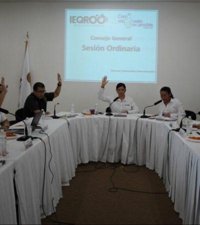 Dan 24 horas al PRI para cambiar candidato en Cancún por no cumplir con paridad de género