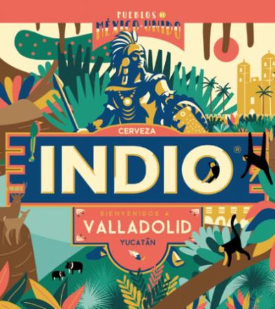 Protagonizan flora y fauna yucatecas una etiqueta de cervezas dedicada a Valladolid