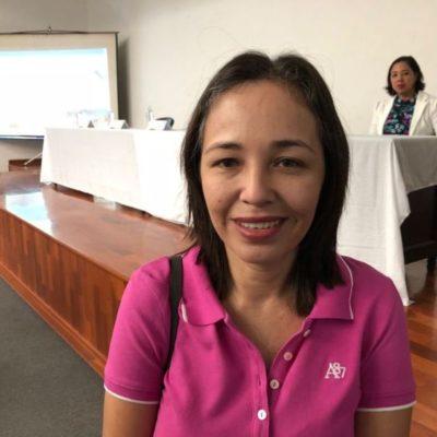 """""""QR tendrá que competir por una bolsa financiera de recursos federales para iniciar proyectos culturales"""", asegura Jaqueline Estrada"""