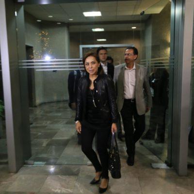 VÁZQUEZ MOTA A AMLO: 'Escuche nuestras voces', exige la senadora panista y encabeza amparo por estancias infantiles