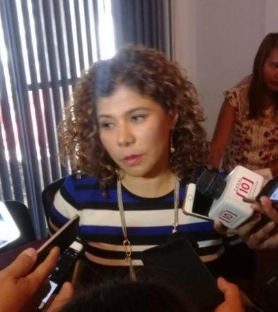 """""""Este gobierno no puede tener solo como bandera acabar la corrupción cancelando programas sociales"""", dice Leslie Hendricks sobre AMLO"""