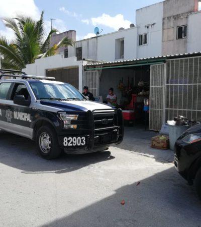 Detención en Playa del Carmen activa el 'código rojo'