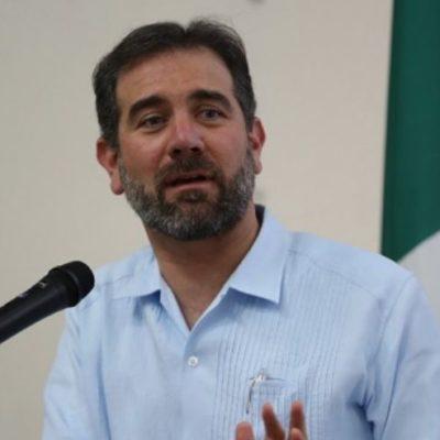 NO ACEPTA GANAR MENOS QUE AMLO: Lorenzo Córdova interpone amparo contra reducción salarial