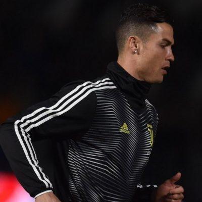 Decomisan 14 kilos de cocaína con las siglas de Cristiano Ronaldo en Nápoles, Italia