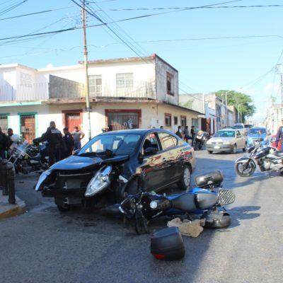 Ocurre en Yucatán una muerte por accidentes viales cada 28 horas en promedio