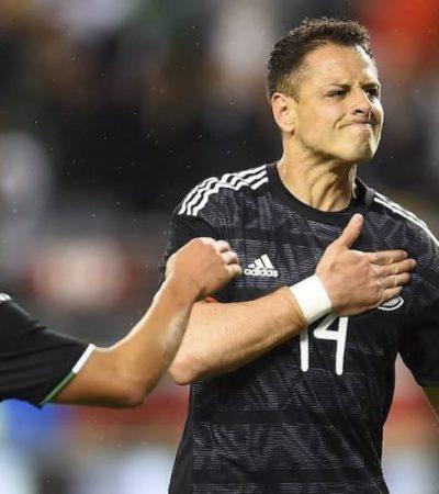 Derrota México a Paraguay y supera su segunda prueba bajo el mando del 'Tata' Martino