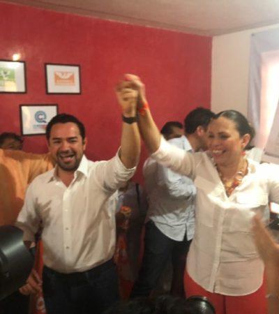 Movimiento Ciudadano registra candidatos que, aseguran, representan todas las voces