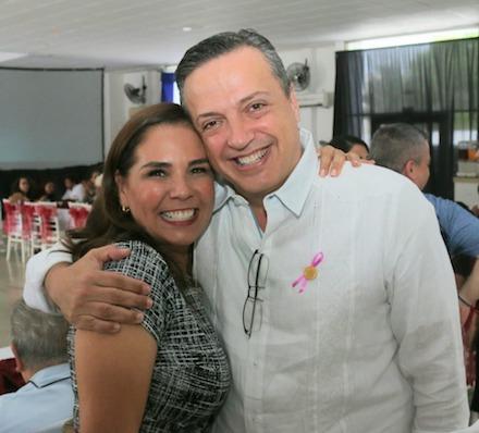 Rompeolas: Luis Alegre y 'Mara' Lezama, ¿juntos o separados?