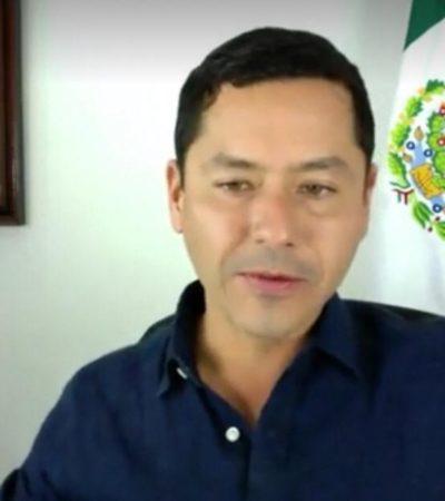 Denuncia alcalde de Campeche peculado de su antecesor por 132 mdp y daño patrimonial por 103 mdp