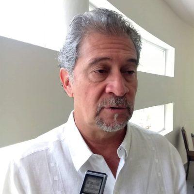 """""""La estrategia para tratar el tema del sargazo ya está prácticamente establecida, lo que faltan son los recursos"""", dice Alfredo Arellano, titular de SEMA"""