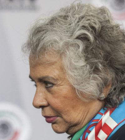 Se queja Honduras ante la SRE por declaraciones de Sánchez Cordero sobre supuesta 'caravana madre'