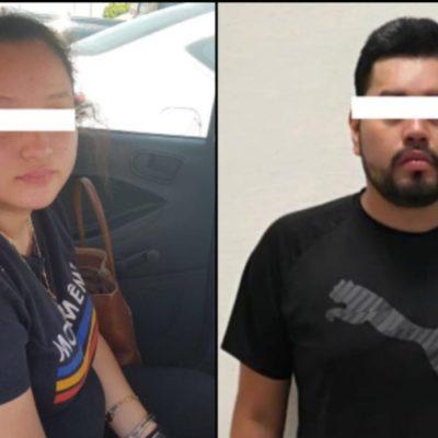 Liberan a presunta operadora del Cártel de Santa Rosa y a su pareja, a pesar de indicios en su contra