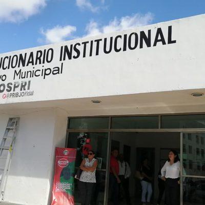 Capacita PRI a sus candidatos a diputados locales
