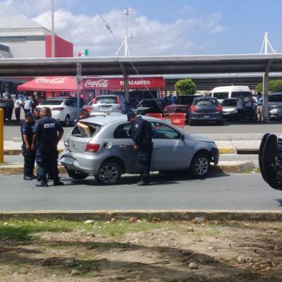 PERSECUCIÓN Y BALACERA EN LA KABAH: Enfrentamiento entre policías y presuntos ladrones deja saldo preliminar de dos heridos y cuatro detenidos