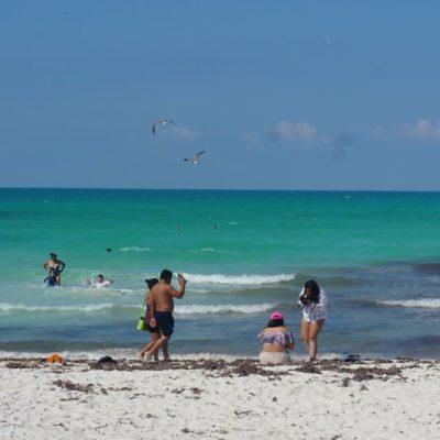 Se acerca abril y trae calor de hasta 50 grados y lluvias para la Península de Yucatán