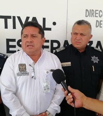 Logran acuerdo para evitar paro de policías en Solidaridad