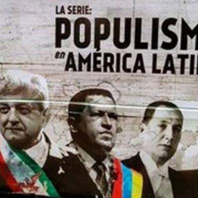 GUERRA SUCIA CONTRA AMLO: Serie sobre 'Populismo en América' pudo ser inexistente; habrá denuncia