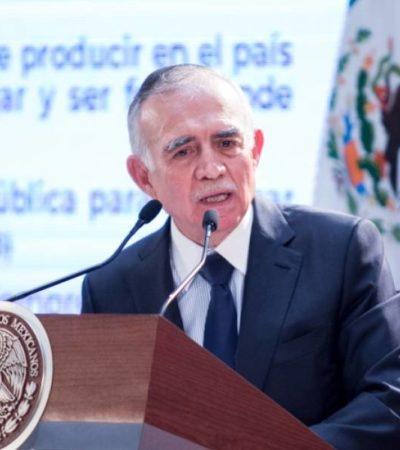 Asegura Alfonso Romo que AMLO les ha pedido aún más recortes presupuestales a secretarías de estado
