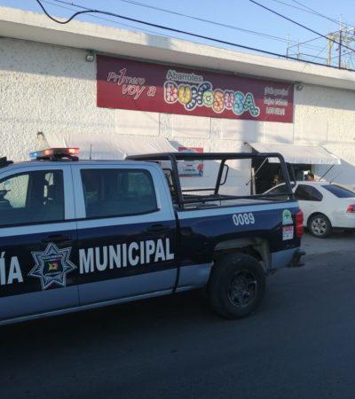Roban casi 500 mil pesos a diligenciero de Dunosusa en Chetumal