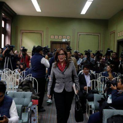 ESTALLA POLEVNSKY: 'Sabandijas' se infiltran en Morena y se dedican a vender candidaturas, señala
