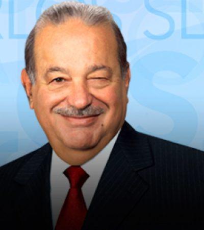 'Billionaires 2019'   El eterno Carlos Slim, número uno de México y el quinto más rico del mundo