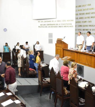 Conminan a diputados de Tabasco a transparentar su declaración patrimonial y no pretextar inseguridad