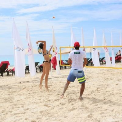 Disputarán séptima Copa del Mundo de Beach Tennis en Cancún