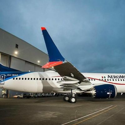 Suspende Aeroméxico operaciones de sus Boeing 737 MAX 8; cinco países más los mantendrán en tierra