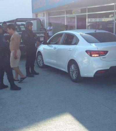 Ejecutan a inspector de Fiscalización en Playa del Carmen