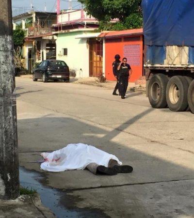 VIOLENCIA IMPARABLE: Asesinan a 22 personas tan solo de viernes a domingo en Veracruz