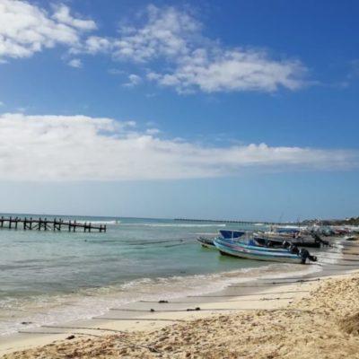 """""""PREFERIMOS SACAR NUESTRAS EMBARCACIONES"""": Pescadores de Playa del Carmen se retiran de la zona costera por extorsiones, ataques y amenazas del crimen organizado"""