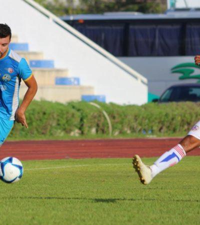 CAE INTER PLAYA DEL CARMEN EN CASA: El equipo de Solidaridad fue sorprendido por Sporting Canamy, que se impuso 0-1 en la jornada 23 de la Serie A de la Liga Premier