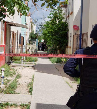SANGRIENTO LUNES EN VILLAS OTOCH PARAÍSO: Nuevo ataque a balazos deja saldo preliminar de dos muertos y tres heridos en la Región 259 de Cancún