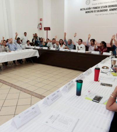 INSTALAN COMISIÓN DE ECOLOGÍA EN SOLIDARIDAD: Destacan amplia participación de asociaciones de ambientalistas