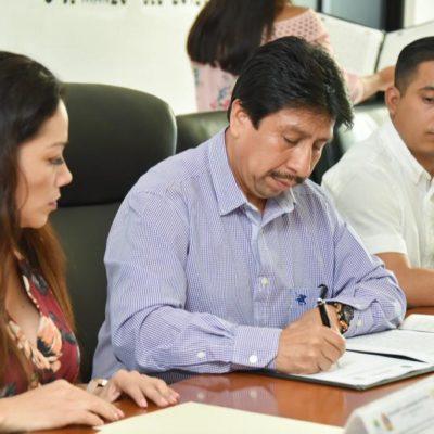 Instalan el Sistema Municipal de Protección Integral de Niñas, Niños y Adolescentes en Tulum