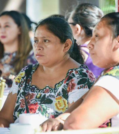 CONMEMORAN DÍA DE LA MUJER EN TULUM: Necesario defender la conquista de los derechos y libertades de las mujeres