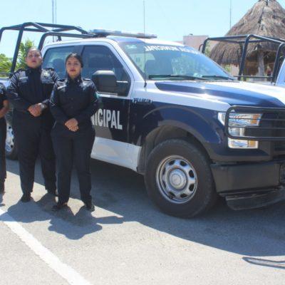 Reconoce Seguridad Pública labor de mujeres policías en Solidaridad