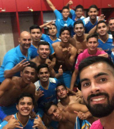 VICTORIA DE ORO DE INTER PLAYA DEL CARMEN EN ZACATECAS: El equipo de Solidaridad derrota como visitante 1-2 a la Universidad Autónoma de Zacatecas y se mete en la pelea por la Liguilla en la Serie A de la Liga Premier