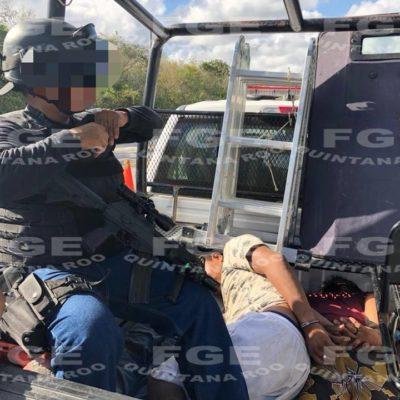 CATEOS Y DETENCIONES POR ASESINATO DE LÍDER SINDICAL DE CAPA: Arrestan a 3 sospechosos y aseguran inmueble, vehículo, armas y drogas