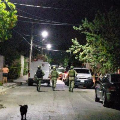 LLEGA CANCÚN A LAS 100 EJECUCIONES EN 2019: Saldo preliminar de dos jóvenes muertos y un lesionado tras un ataque en un domicilio de la Región 237