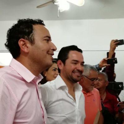 Se registra José Luis Toledo Medina como candidato a diputado del partido MC por el Distrito 10