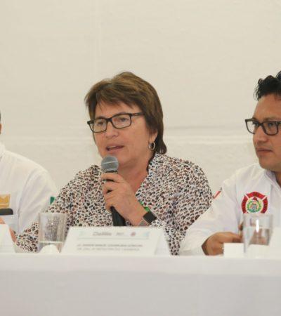 Se declara Solidaridad listo para afrontar la temporada de incendios forestales 2019