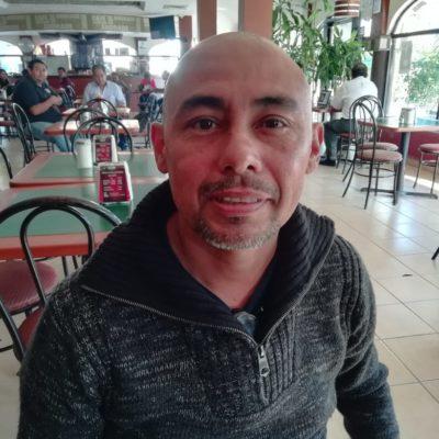 """""""ME VOY POR FALTA DE RECURSOS PARA LA POLICÍA Y NO POR UNA MANTA"""": Tras renunciar, ex comandante Diddier Vázquez dice que no están dejando trabajar a Martín Estrada en Solidaridad"""